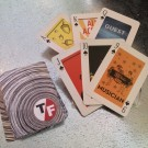 T/F Playing Cards