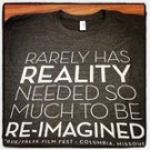 Black Reality Tri-Blend T-Shirt