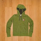 Men's Grass Green Logo Hoody